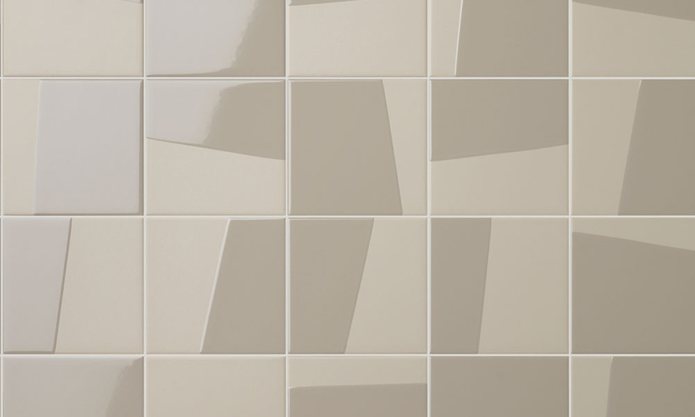 Ceramic Wall Tile MOSA Murals Collection Rubble