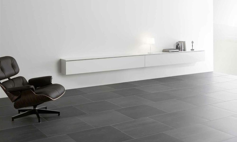 Grey Ceramic Tiles Mosa Terra Tones Rubble Tile