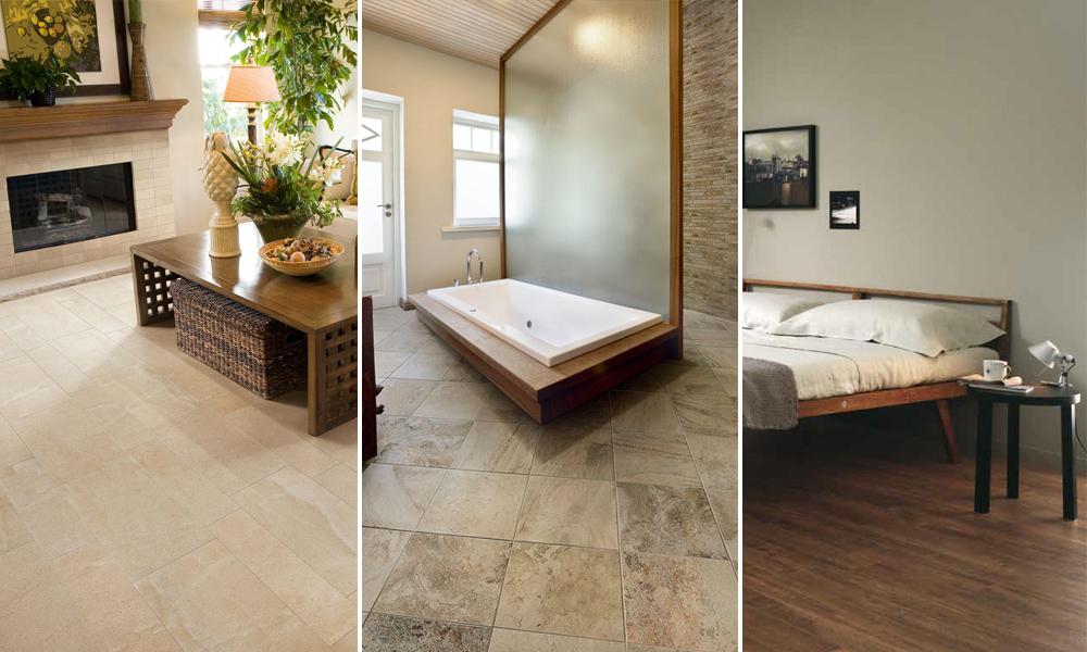 Italian flooring tiles