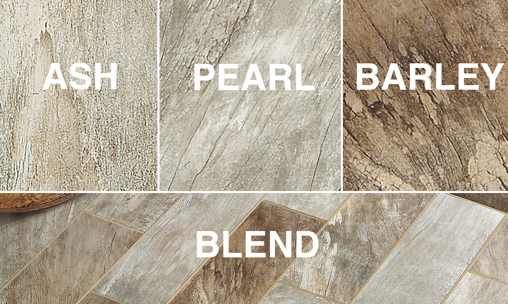 Rustic Wood Look Tile Part - 39: Rustic Wood Look Tiles Barnwood Color Palette