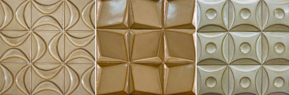 Make ceramic tile