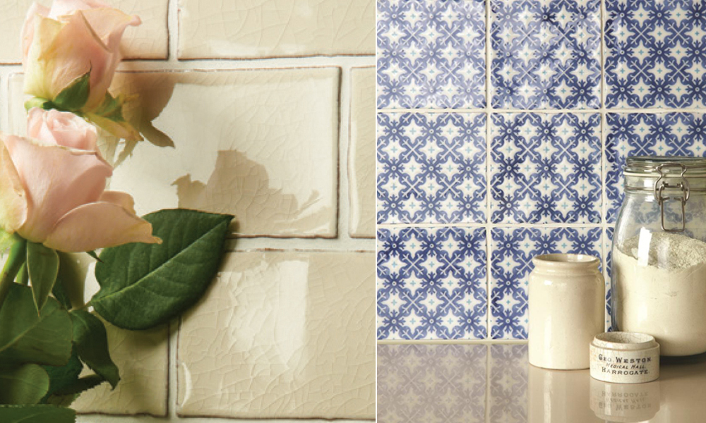Artisan ceramic tile