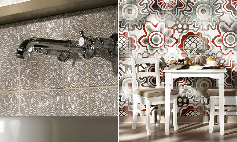 Natural Designer Tiles With Eye Catching Decorative Tiles