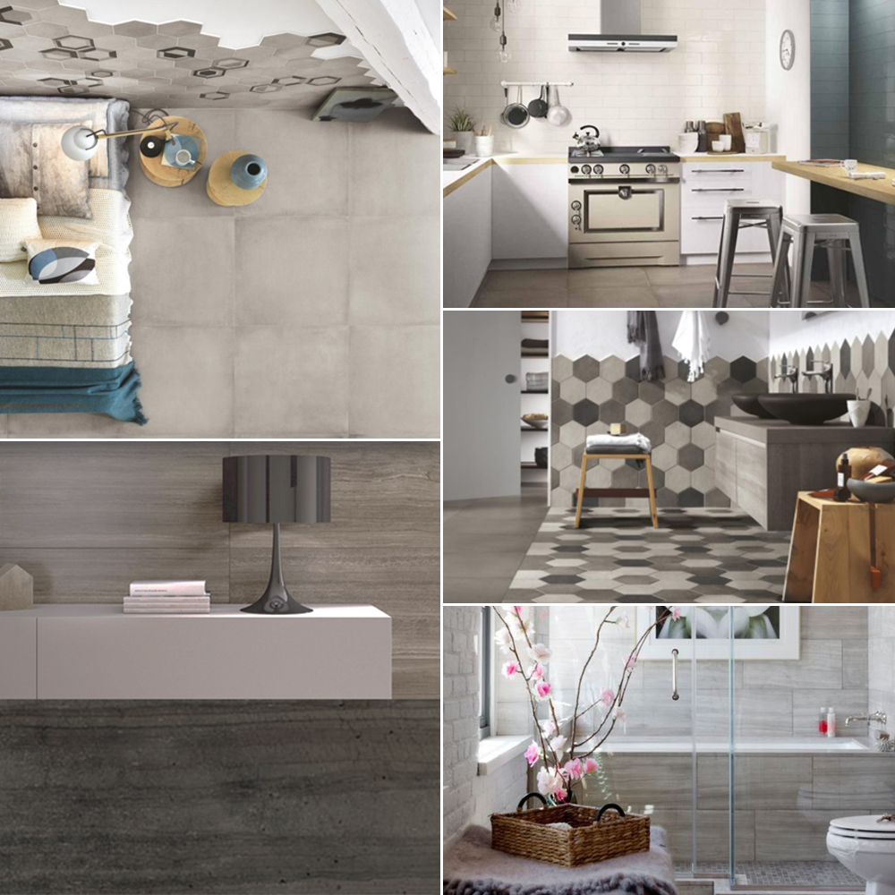 New tiles by Ragno