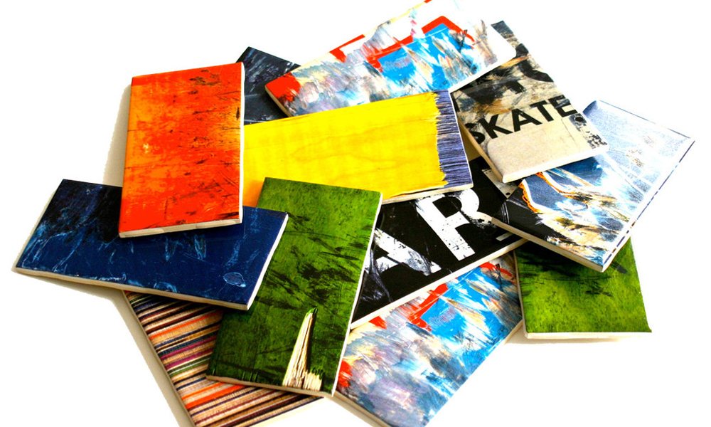 Art of Board – Cool recycled tiles make from skateboards - Rubble ...