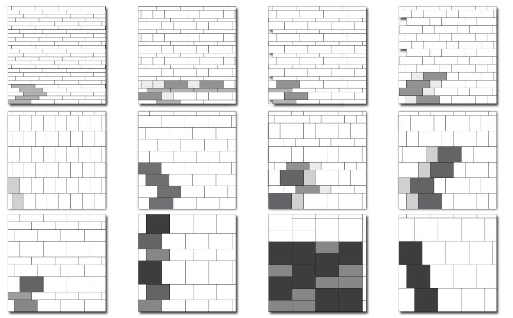 Floor tile pattern generator