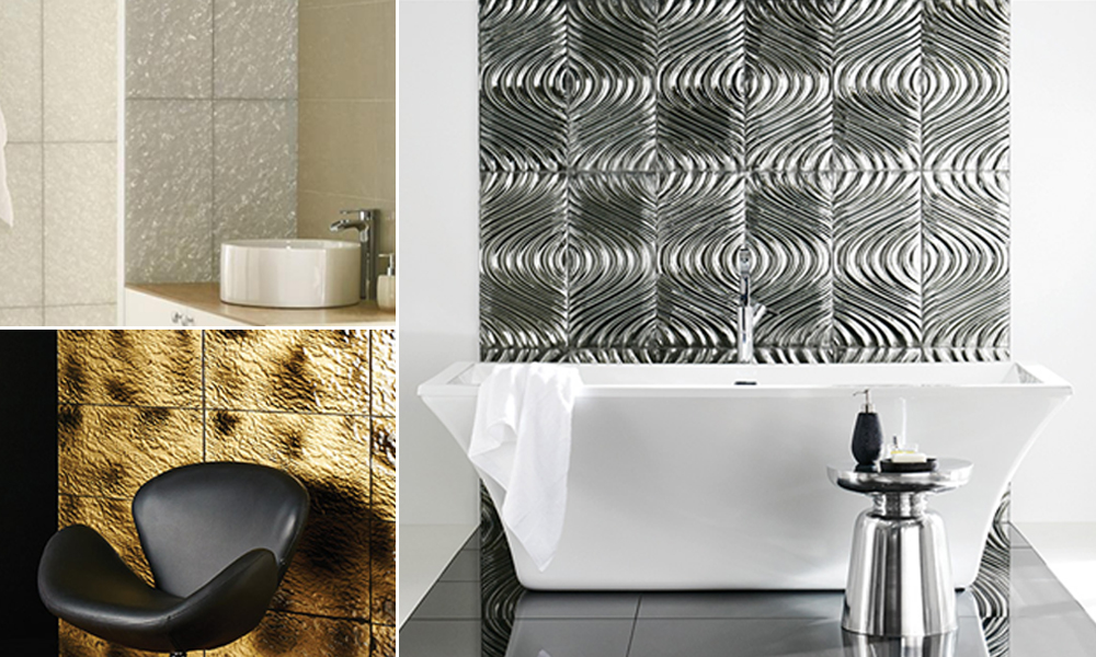Perfect 40 new glass tiles from Original Style – Rubble Tile IT13