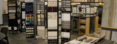 Rubble Tile Showroom