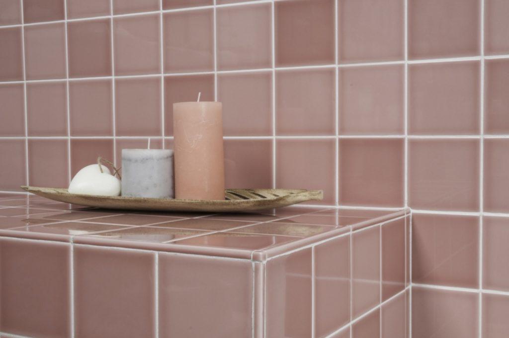 pink ceramic tile minneapolis