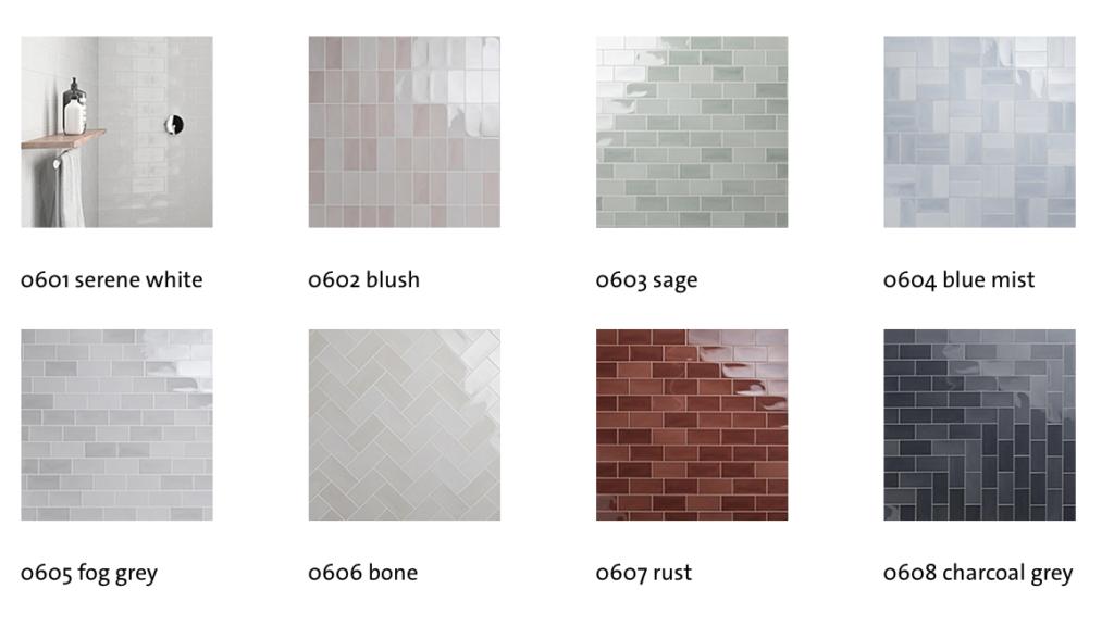 warm tile colors minneapolis