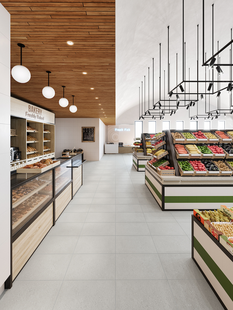 grocery store-tile
