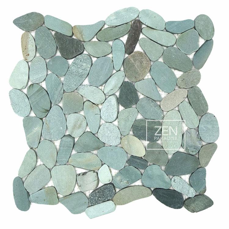 Flat pebble tile twin cities