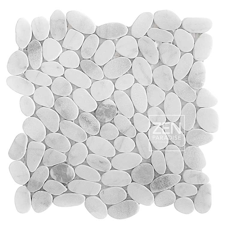 flat pebble tile mosaic twin cities