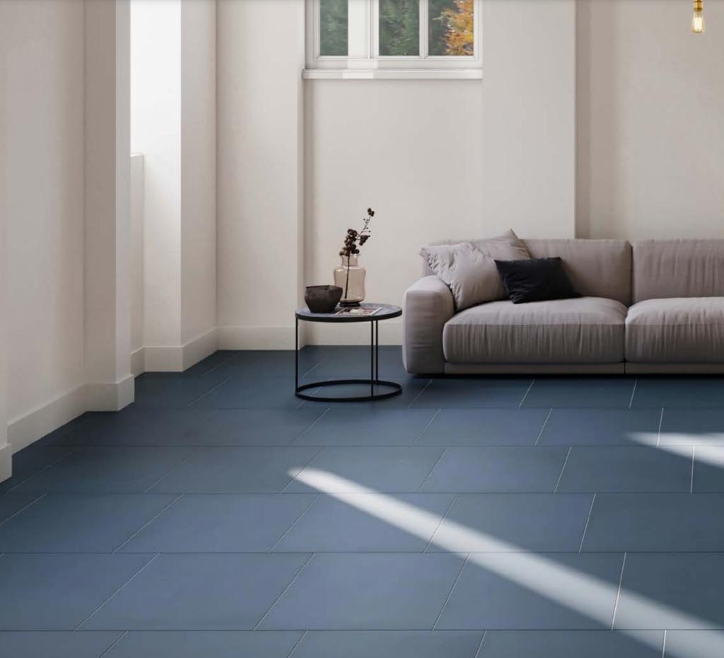 blue porcelain tile minneapolis